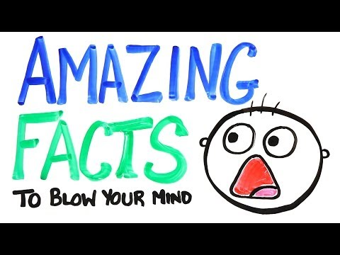 Amazing Facts To Blow Your Mind Pt 3