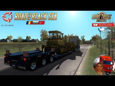 Ownable overweight trailer Goldhofer v1.4.2