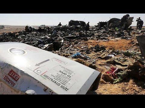 Βόμβα στο ρωσικό αεροπλάνο βλέπουν ΗΠΑ και Βρετανία