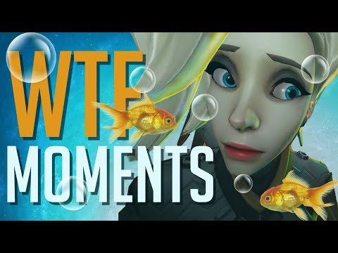 OVERWATCH FUNNY MOMENTS #109 UNDERWATER (видео)