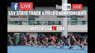 Video 2018 School Sport Victoria Secondary Track and Field Championships - PM MP3, 3GP, MP4, WEBM, AVI, FLV Oktober 2018