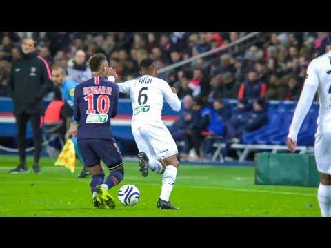 Lebogang Phiri VS PSG (Away) Coupe de la Ligue 720piHD 09\01\2019 (Every Single Touch) MagnoliaArts