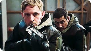 Nonton 6 Days Trailer  2017  Mark Strong Jamie Bell Action Movie Film Subtitle Indonesia Streaming Movie Download