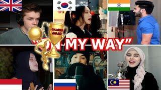 Video Who sang it better: On My Way - Alan Walker, PUBG (Indonesia,South Korea,Malaysia,India,Russia,UK) MP3, 3GP, MP4, WEBM, AVI, FLV Juni 2019