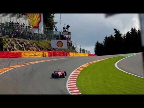 LAS POSTALES DE DAMON: EL ENCANTO DE SPA ¿ES IRREMPLAZABLE EN EL CALENDARIO DE F1?