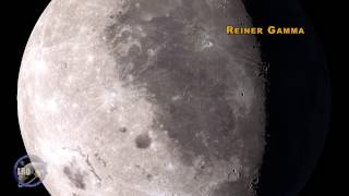 Moon Features – Reiner Gamma by NASA Goddard Flight Center