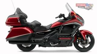 8. honda gold wing gl1800 audio comfort 2015 model
