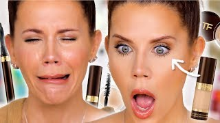 💔 EMOTION PROOF MAKEUP ... Cry Test 😭 by Glam Life Guru