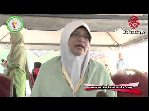 PRK P.091 Rompin: Terjemahkan Bantahan Dengan Undi PAS- YB Hjh Mumtaz Md Nawi