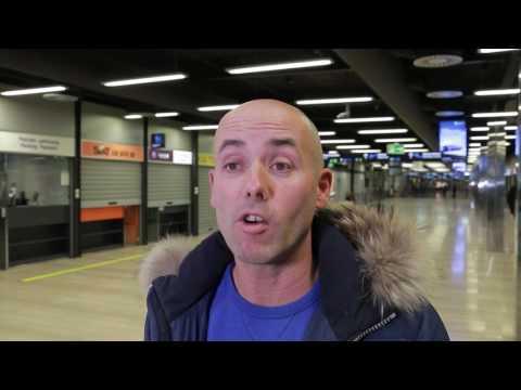 Doček Pucara na zagrebačkom aerodromu