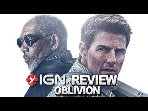 reviews - Tom Cruise stars in this futuristic, entertaining and derivative sci-fi about one of the last men left on earth following alien invasion. Subscribe to IGN's ...