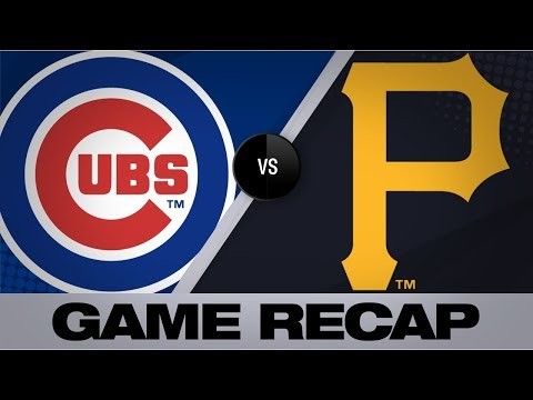 Video: Newman's walk-off single lifts Pirates | Cubs-Pirates Game Highlights 8/16/19