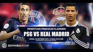 Video Real Madrid vs Paris Saint-Germain. Champions League All GOALS and Highlights Full Match 3/11/2015 MP3, 3GP, MP4, WEBM, AVI, FLV Juni 2017