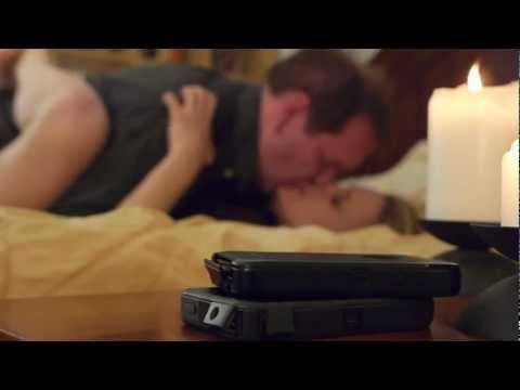 Nutty Couple Having Phone Sex