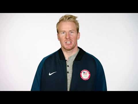 Ted Ligety, Olympics, The More You Know 2018