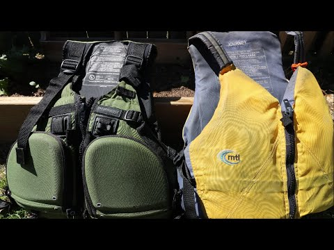 3 BIGGEST Mistakes when choosing a LIFE VEST / PFD