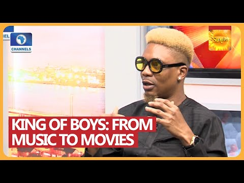 'I Will Love To Do More Movies', Reminisce After Role In 'King Of Boys'