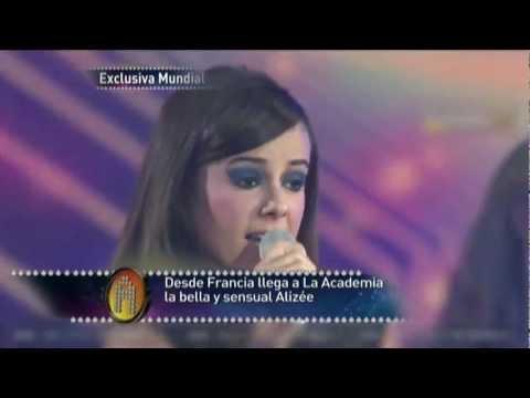 alizee - j'en ai marre 2011 (видео)