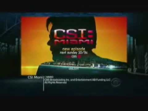 CSI: Miami 10.02 (Preview)