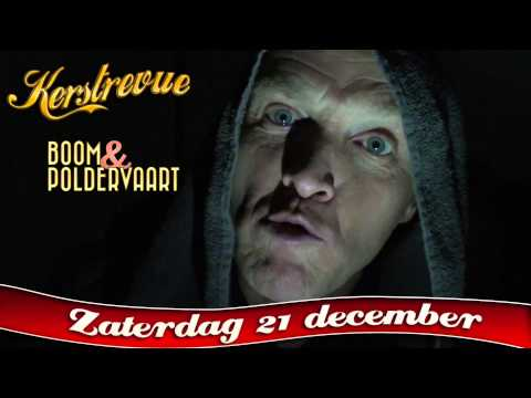 Stef Bos - Promo Boom en Poldervaart Kerstrevue 2013