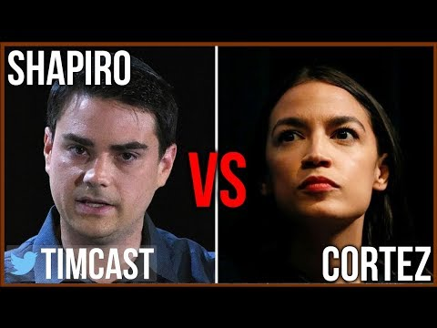 Ocasio-Cortez Likens Ben Shapiro Debate Offer to Harassment