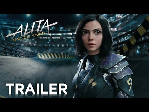 Alita: Battle Angel Tamil movie Official Trailer Latest