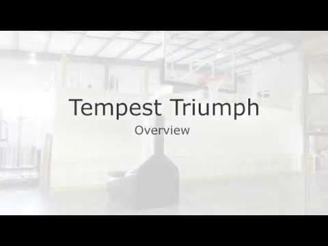 Tempest™ Portable Basketball Goal