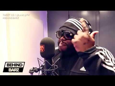 Mr Bigz – Behind Barz (Take 2) [@MrBigzOfficial] | Link Up TV