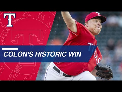 Colon records historic 246th win