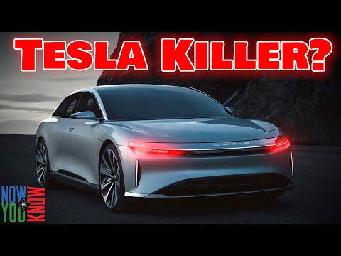 Tesla Time News - Lucid Air Reveal