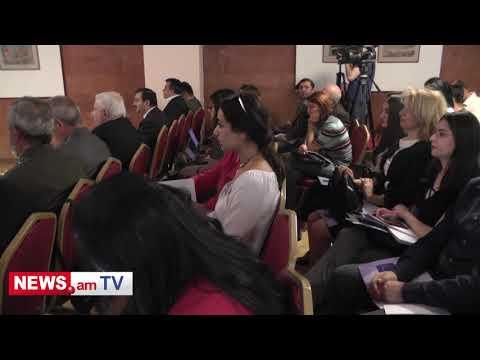 Արտակ Զեյնալյանը՝ կոռուպցիոն երեւույթների դեմ պայքարի մասին