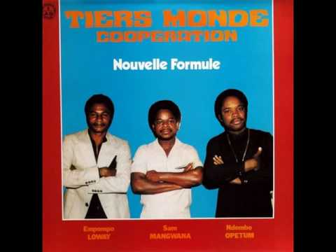 Ndombe Opetum feat Sam Mangwana - tiers monde_
