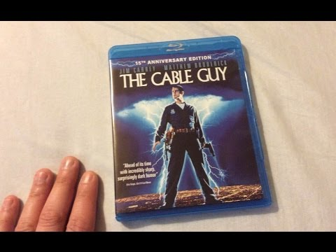 The Cable Guy (1996) - Blu Ray Review And Unboxing