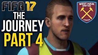 Video FIFA 17 THE JOURNEY Gameplay Walkthrough Part 4 - BIG NEW SIGNING (West Ham) #Fifa17 MP3, 3GP, MP4, WEBM, AVI, FLV Desember 2017