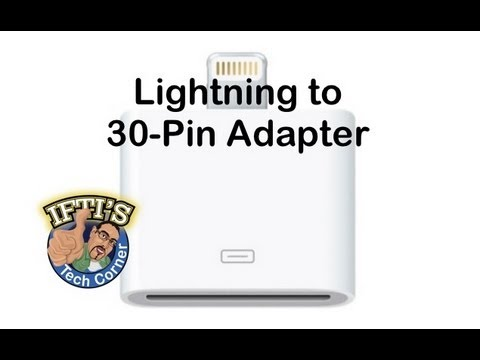 Apple Lightning to 30-Pin Adapter - What you need to know!