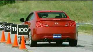 Motorweek Video Of The 2008 Infiniti G37