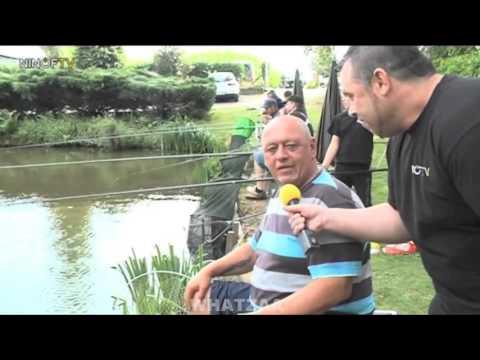 Чемпионат по пьяной рыбалке в Бельгии