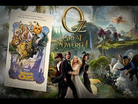 Half In The Bag Episode 49: Oz The Great And Powerful