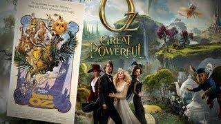 Video Half in the Bag Episode 49: Oz the Great and Powerful MP3, 3GP, MP4, WEBM, AVI, FLV Januari 2019