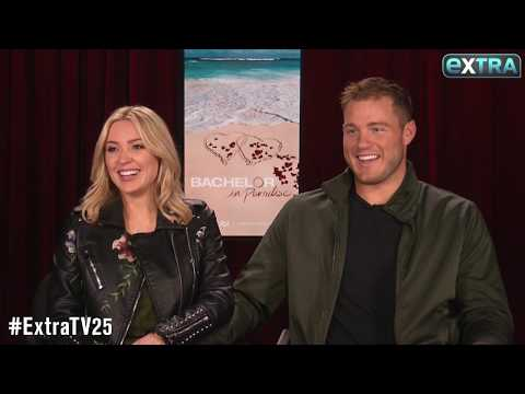 Bachelor Nation's Colton Underwood Talks Future Plans with Cassie Randolph