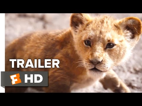 The Lion King Trailer #1 (2019) | Fandango Family