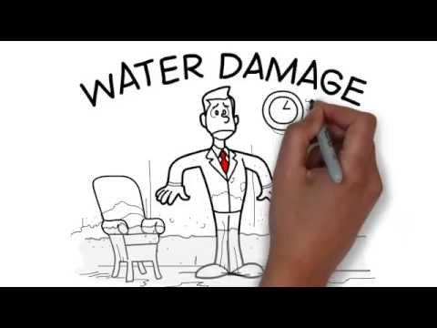 Water Damage San Diego | (619) 344-8932