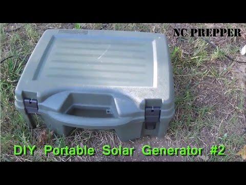 DIY Portable Solar Generator #2