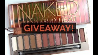 """Accurate swatches of Urban Decay's Naked Heat Palette + WIN one of your own!*Available here: http://bit.ly/2so183iSwatch photos:  http://wp.me/p1jkff-jh5 BLOG SALE: http://bit.ly/1dGiNtFhttp://www.allurabeauty.comGiveaway ends: July 29, 2017Paula's Choice (best skincare): http://goo.gl/r9cy4o Ebates cash-back: http://bit.ly/1kQ83tMhttp://www.allurabeauty.comTwitter: http://twitter.com/allurabeautyFacebook: http://www.facebook.com/allurabeautyPinterest: http://pinterest.com/allurabeauty/All links are provided for your convenience.  If there is a """"*"""" next to the link, it is an affiliate link."""