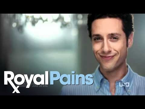 Royal Pains Season 3 (Promo 'Music Video')
