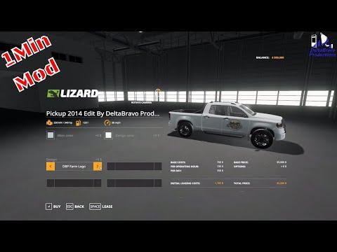 Pickup 2014 Edit By Deltabravo Productions v2.0