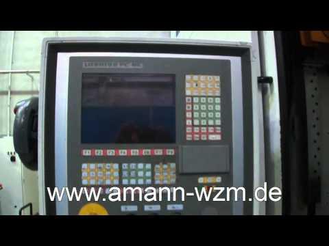 Zahnradstoßmaschine LIEBHERR WSC 1200 2007