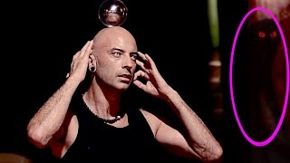 Real Demons Caught Assisting World's Top Magicians - ILLUMINATI MAGIC EXPOSED!