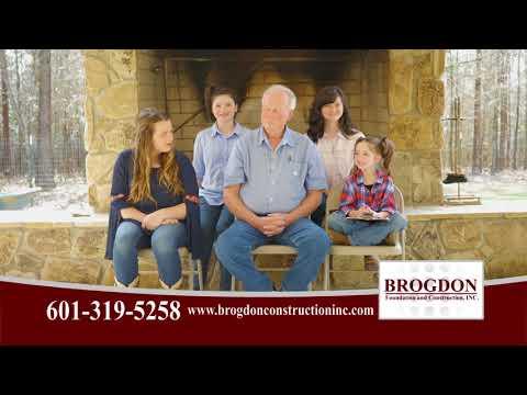 WDAM Commercial - Brogdon Foundation and Construction - FEB18