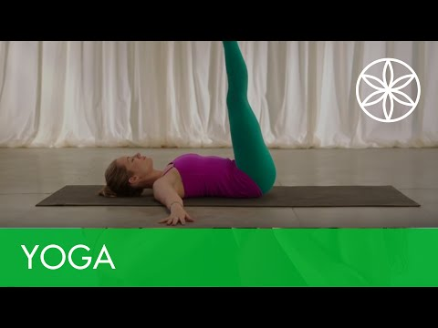 Six Minute Yoga Abs With Kathryn Budig | Yoga | Gaiam